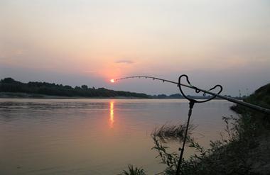 Лучшее время дня для рыбалки