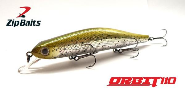 Zipp Baits Orbit 110