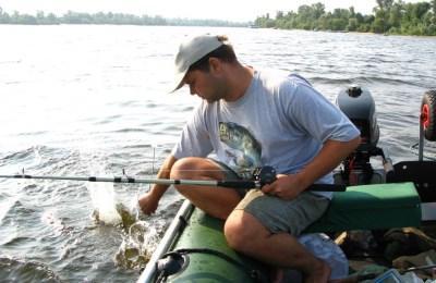 ловля сома в татарстане с берега
