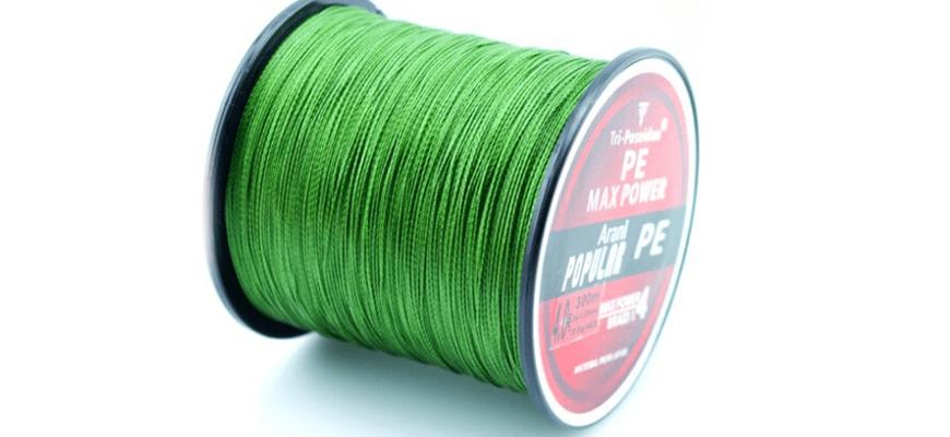 Леска плетенка для спиннинга