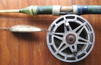 Инерционная катушка типа «Невской»