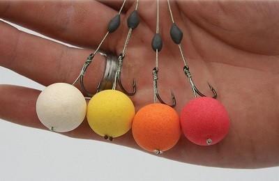 Нанизывание шариков