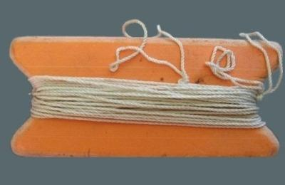 Капроновая веревка