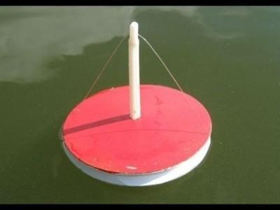 Кружок на воде