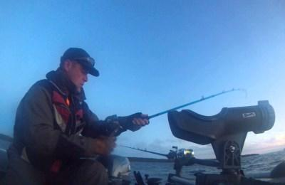 Неспортивный метод рыбалки