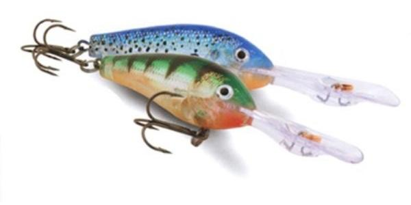 Rapala Down Deep Ratlin Fat Rap