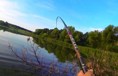 Рыбалка на карася - Удочка для поимки